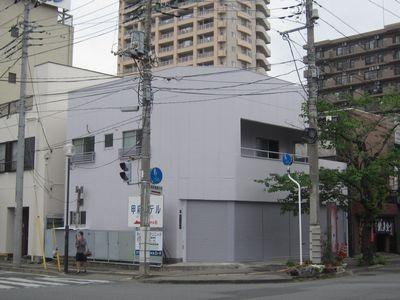 ビルの外壁塗装