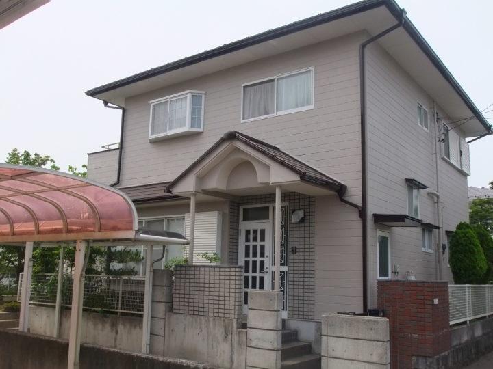 一般住宅の屋根・外壁塗装工事及びベランダ防水工事他