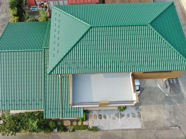 一般住宅の屋根・外壁塗装及びベランダ防水工事他
