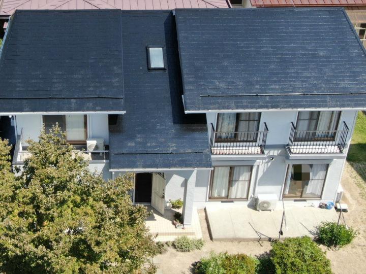 一般住宅の屋根・外壁及び基礎ガード塗装工事