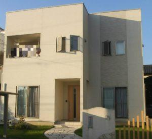 一般住宅の外壁及び基礎塗装工事