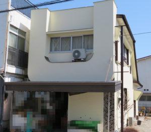 一般住宅の屋根・外壁塗装及び雨樋改修工事