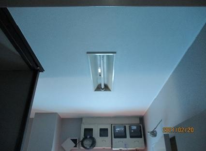 階段室・天井