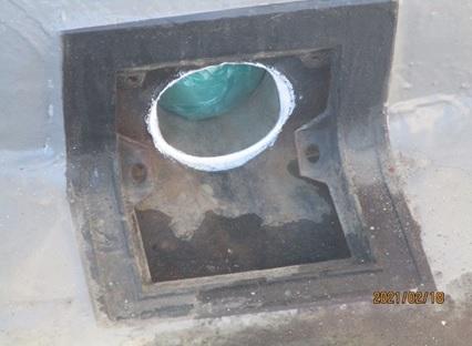 防水ドレイン