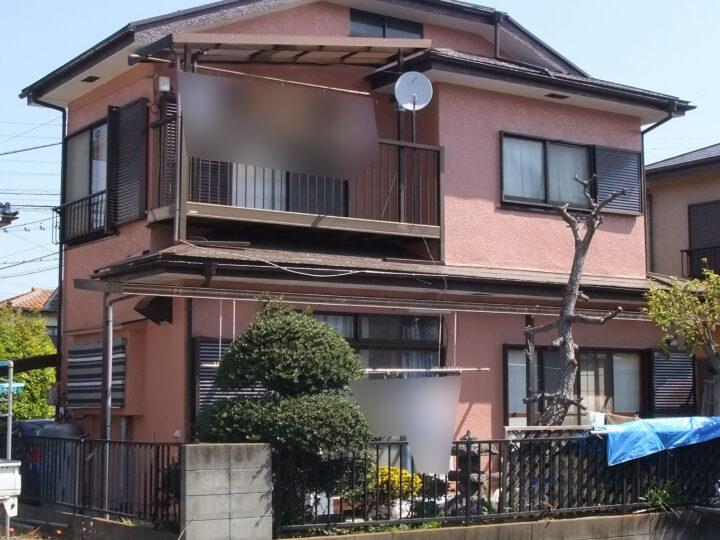 一般住宅の屋根・外壁塗装及び屋根改修工事