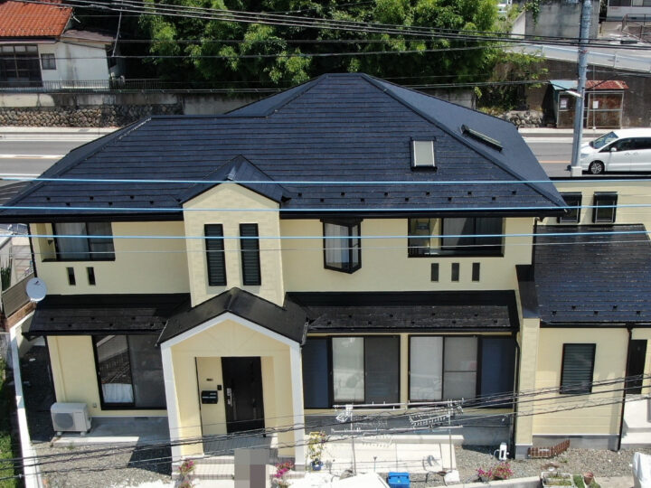 一般住宅の屋根・外壁塗装工事他